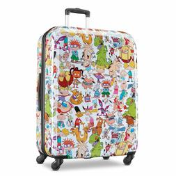 American Tourister Kids' Nickelodeon 90s Mash Up Hardside Sp