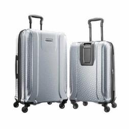 American Tourister Fender 2-piece Hardside Spinner Set in Gr