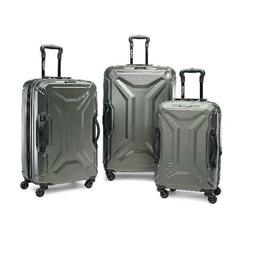 American Tourister Cargo Max 3 Piece Hardside Spinner Luggag