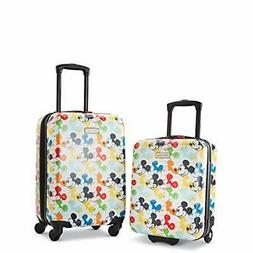 American Tourister Disney Hardside Luggage with Spinner Whee