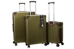 """""""E-Z ROLL"""" Brand Classic 3 piece  Hardside Spinner Luggage S"""