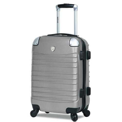 Dejuno Luggage Sets Spinner Wheels Lightweight Expandable Luggage