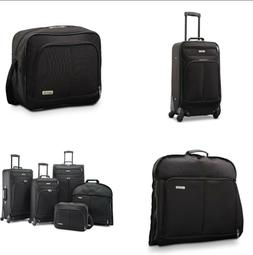 Luggage Set US Traveler Hardside Spinner Luggage 4 Wheels Bo