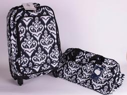 Pottery Barn PB Teen Jet Set black carry on Spinner suitcase