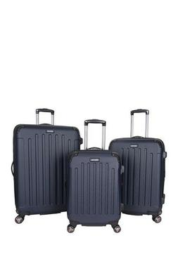 Kenneth Cole Reaction Renegade 3-Piece 8-Wheel Spinner Lugga