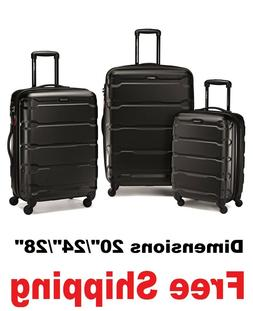 Special Deal Samsonite Omni PC 3 Piece Spinner Luggage Set B