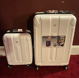 Swiss Gear Hardside Expandable Luggage with Spinner Wheels S